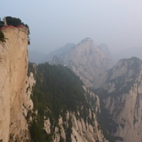 "Huashan • <a style=""font-size:0.8em;"" href=""http://www.flickr.com/photos/71907000@N08/15623856869/"" target=""_blank"">View on Flickr</a>"