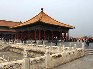 Förnjudna Staden i Peking