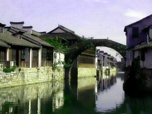 Kanalstaden Nanxun