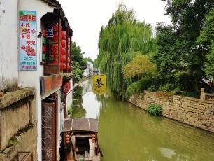 Kanal i Suzhou