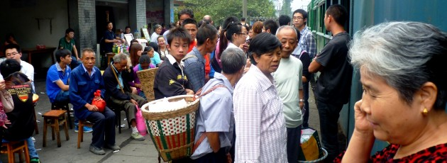 Sichuan, Bajiaogou