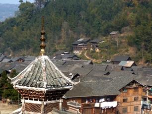 Dongfolkets Trumtorn, Zhaoxing