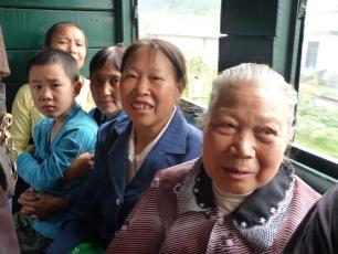 Tåg-Sichuan