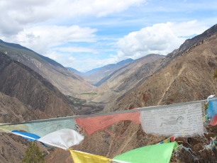 Böneflaggor Yunnan