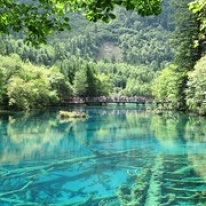"Jiuzhaigou, Sichuan • <a style=""font-size:0.8em;"" href=""http://www.flickr.com/photos/71907000@N08/16030338296/"" target=""_blank"">View on Flickr</a>"