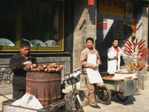Hutonger i Beijing