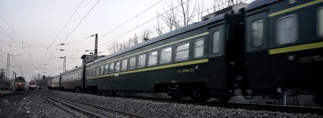 Kinesiskt tåg