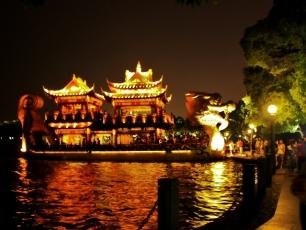 Västra Sjön, Hangzhous huvudattraktion