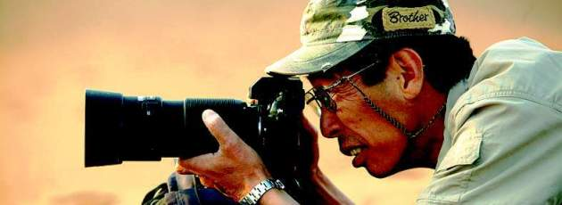 Kinesisk fotograf