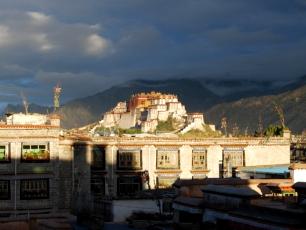 Potalapalatset i Lhasa