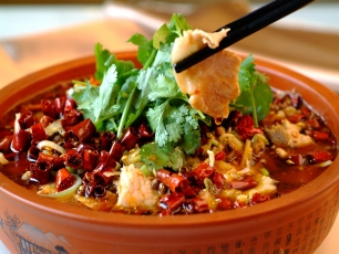 Sichuan – Kinas matmekka med Erik Videgård och Xinya Lu