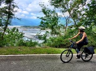 På cykel i Taiwan med Jojje Olsson
